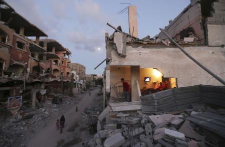 القاهرة تستضيف مؤتمراً لإعادة إعمار غزة الشهر القادم