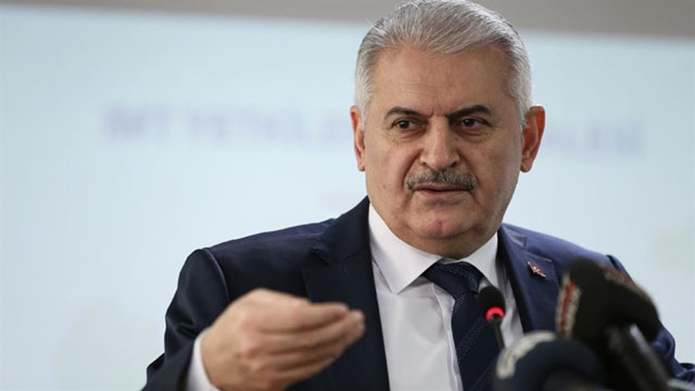 يلديريم يشترط رحيل الأسد كي تعود العلاقات مع سوريا لطبيعتها