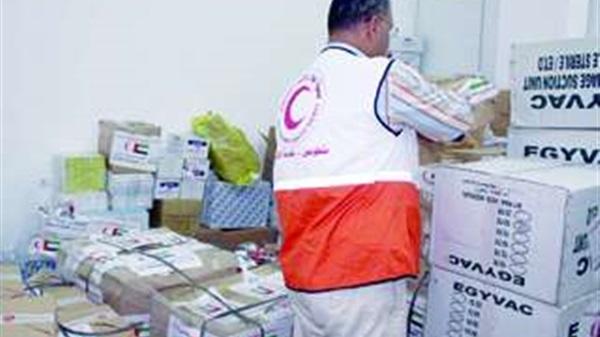 مساعدات إماراتية جديدة في غزة