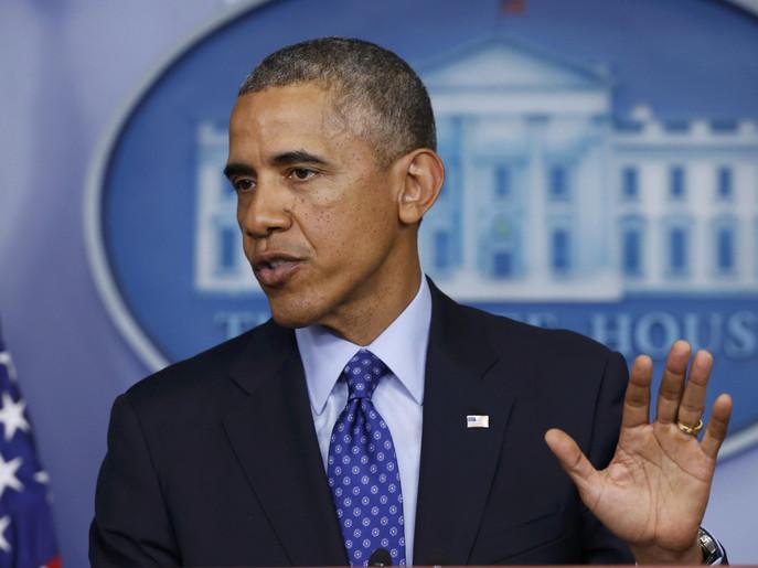 أوباما: لا عودة لوحدات قتالية أمريكية إلى العراق