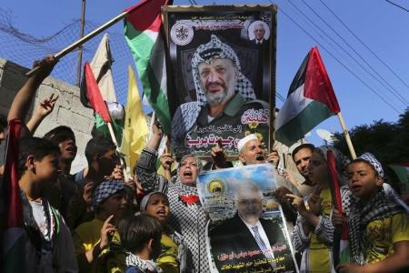 حركة فتح تلغي إحياء ذكرى رحيل الزعيم عرفات في غزة
