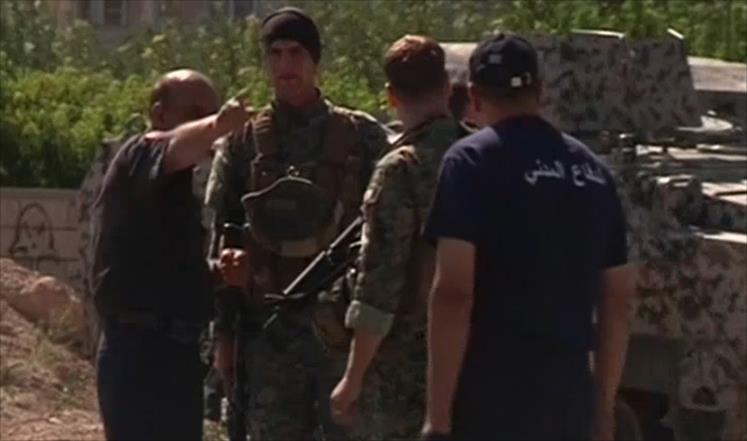 """الجيش اللبناني يعتقل أحد المنشقين المنضمين لـ""""داعش"""""""