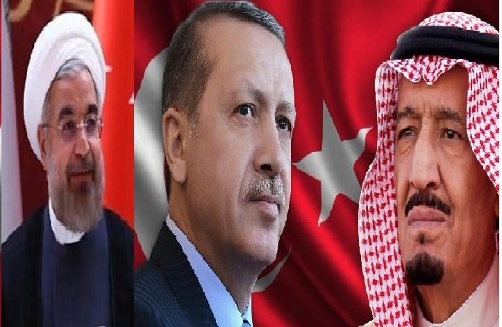 """زيارة أردوغان لإيران تثير الجدل حول نتائجها وعلاقتها بـ""""عاصفة الحزم"""""""