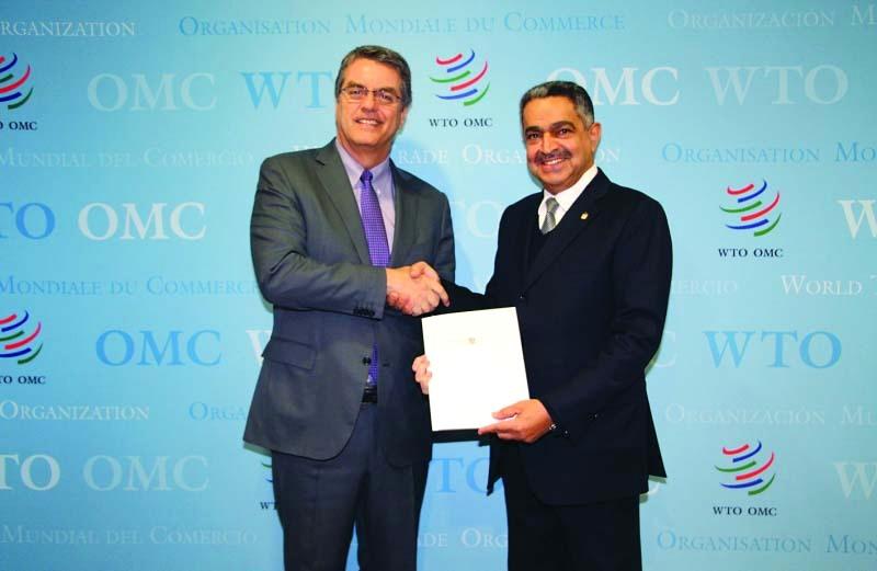الإمارات تصادق على بروتوكول تعديل اتفاقية «تريبس»