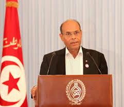 المرزوقي: تسليم السلطة في تونس الثلاثاء المقبل