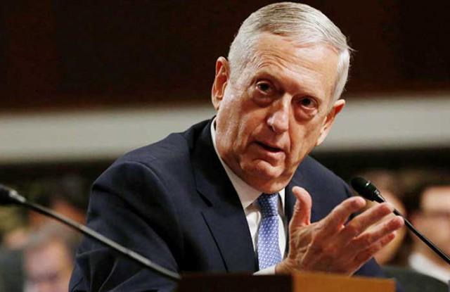 وزير الدفاع الأمريكي يحث تركيا على إبقاء التركيز على قتال داعش