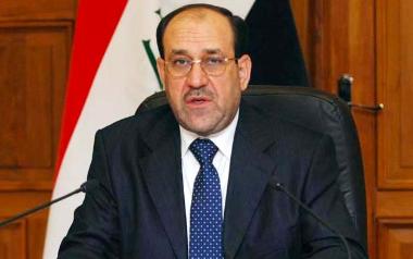 المالكي يتوعد العراقيين بـنار جهنم