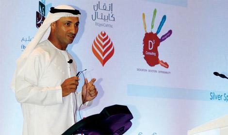 المعرفة توزع 10 آلاف حقيبة مدرسية بمناسبة يوم زايد للعمل الإنساني