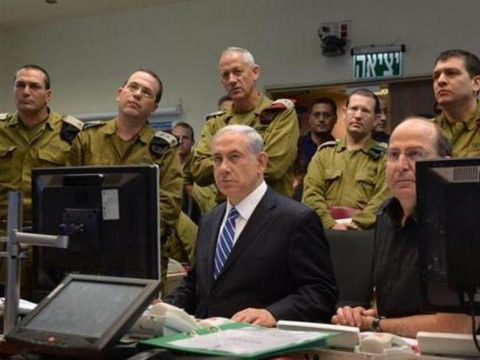 """نتانياهو يدرس إنشاء محكمة """"أمن دولة"""" لمحاكمة المقاومين الفلسطينيين"""