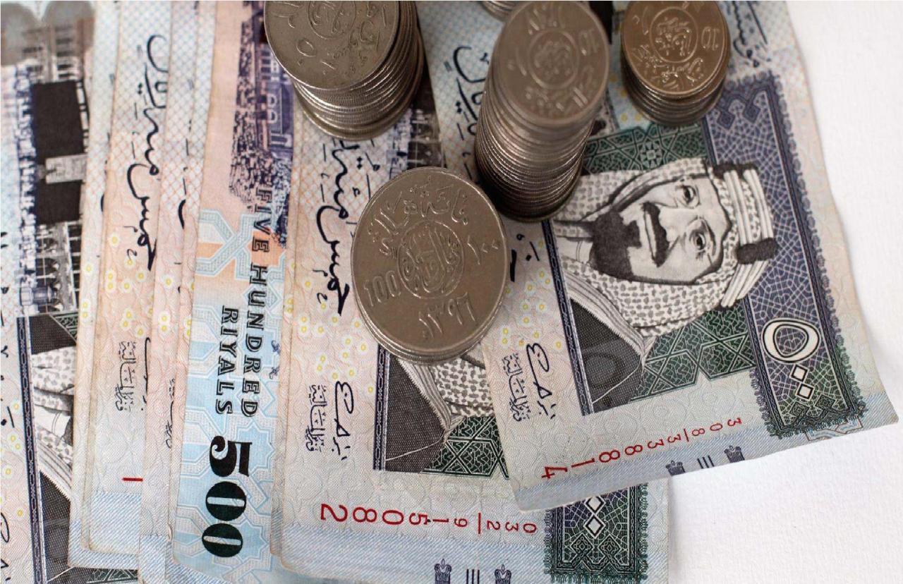 الاحتياطيات الأجنبية للسعودية تسجل أدنى مستوى منذ 2011