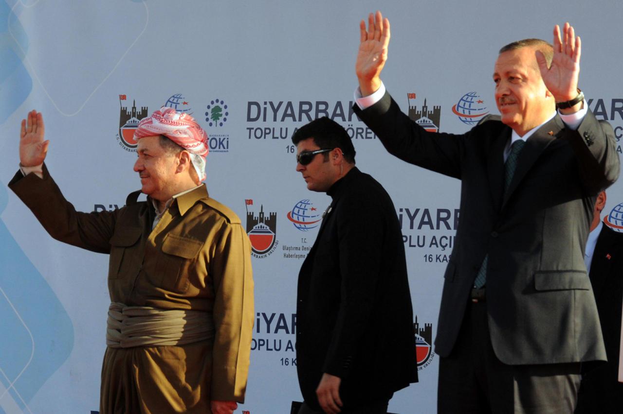 أردوغان: استفتاء كردستان العراق يعبر عن فقر الخبرة السياسية