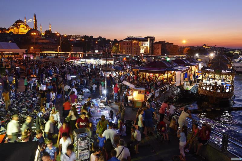 عادات الأتراك وطقوسهم في شهر رمضان المبارك