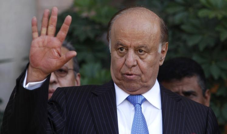 مقترح لإعادة الرئيس اليمني المستقيل وتعيين ثلاثة نواب له