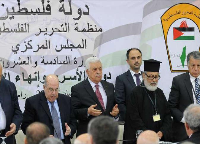 منظمة التحرير الفلسطينية توقف التنسيق الأمني مع الاحتلال