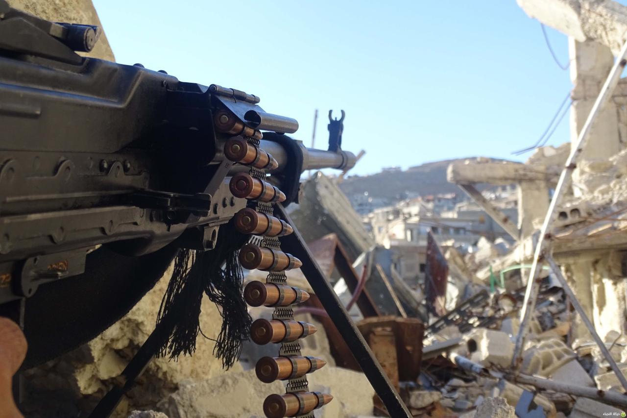 """مصرع عشرات من مليشيا """"حزب الله"""" والنظام بالزبداني"""