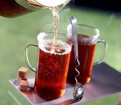 الشاي قد يساعد في عظام المسنين