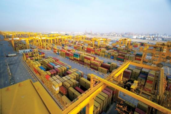 22 مليار دولار التبادل التجاري بين دبي والصين