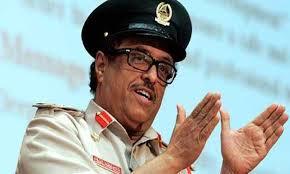 """خلفان: تحالف الرئيس اليمني المخلوع """"صالح"""" مع الحوثيين خطأ فادح"""