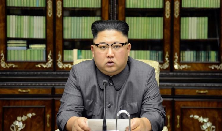 كوريا الشمالية تتوعد ترمب وتلوح بتجربة قنبلة هيدروجينية