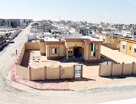 زايد للإسكان يبني مجمعين سكنيين في دبي