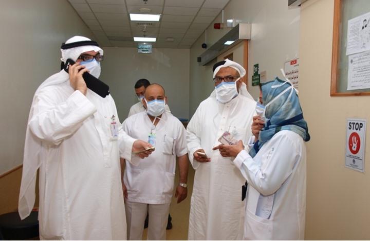 السعودية: 10 وفيات بفيروس كورونا خلال أسبوع