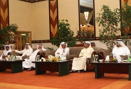 قائد شرطة دبي: محمد بن راشد يعمل في الميدان ولا يعرف المستحيل