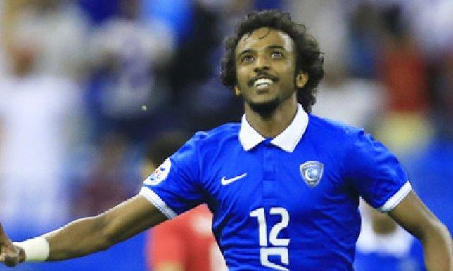 جلوب سوكر دبي: ياسر الشهراني أفضل لاعب خليجي