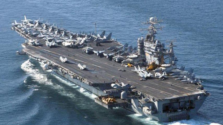 واشنطن تستعد لحشد قوة بحرية ضاربة في الخليج العربي