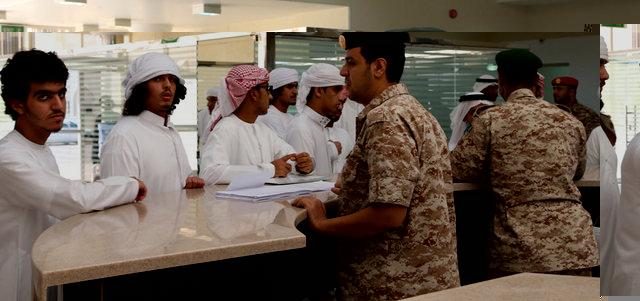 الخدمة الوطنية تدعو المواطنين الذكور لمراجعة مراكز التسجيل