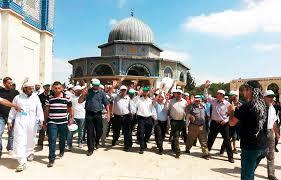 مشروع قانون إسرائيلي لحظر الرباط في المسجد الأقصى