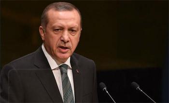 اردوغان يتوعد مثيري الشغب بالمحاسبة
