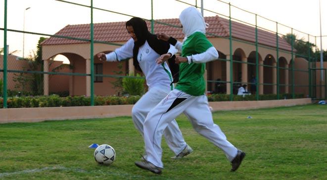 مجلس الشورى السعودي يقر رياضة البنات