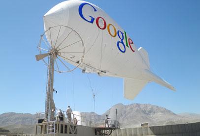 """منطاد """"غوغل"""" يطوف العالم بـ 22 يومًا"""