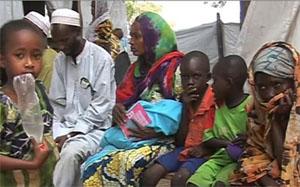 80 % من مسلمي أفريقيا الوسطى مشردون