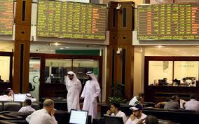 """""""دبي المالي"""" يفقد 3,3% من قيمته ويسجل تراجعات حادة"""