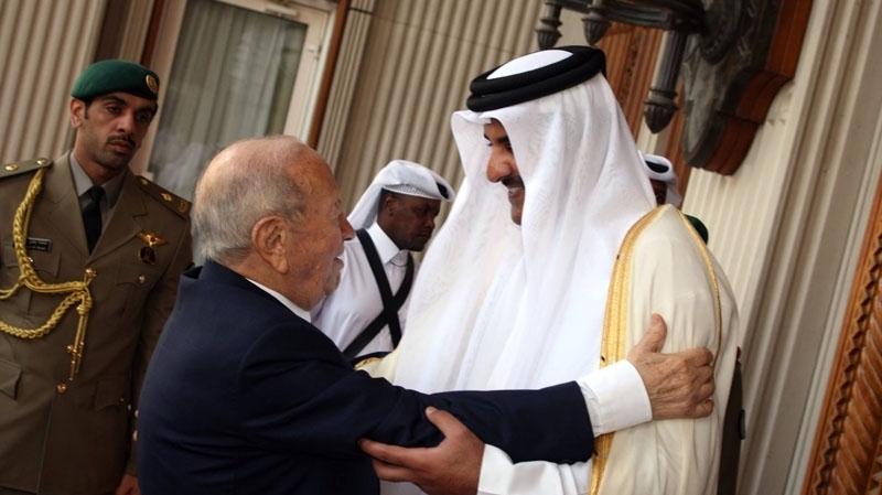 كاتب تونسي يقارن تعامل بلاده مع مبعوث إماراتي وقطري في الأزمة الخليجية