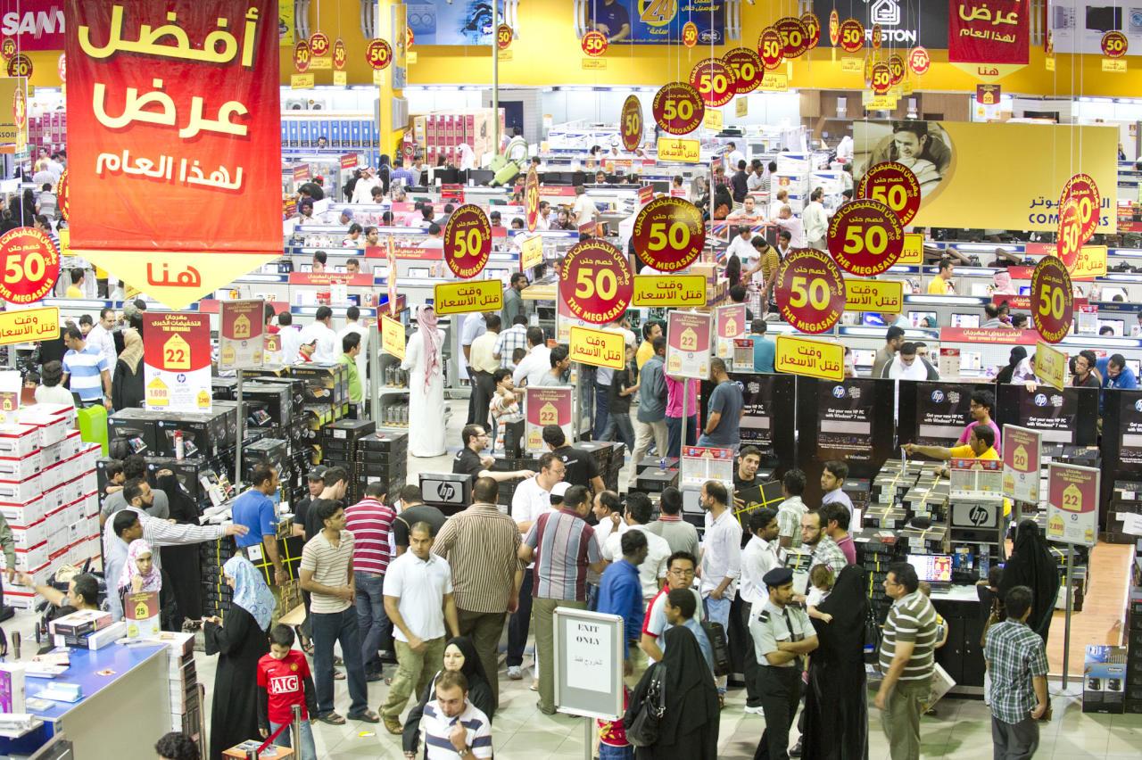 50% من سوق أجهزة الاتصالات بالخليج في قبضة السعودية