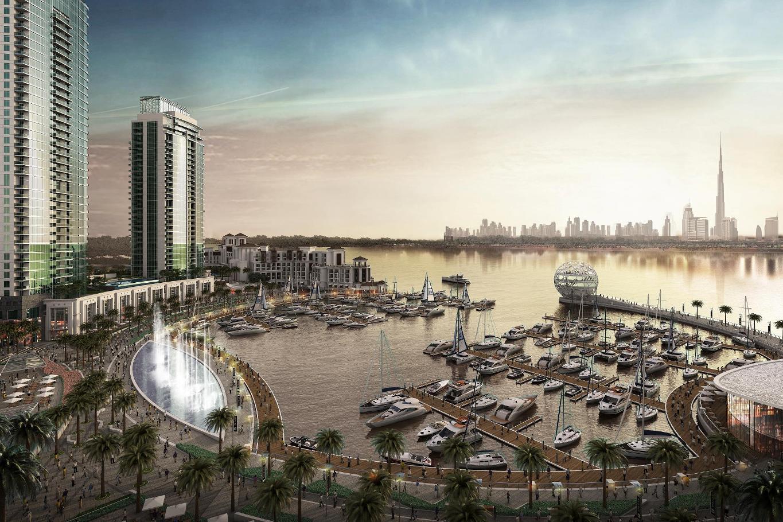 550 مليون درهم قيمة عقارات دبي