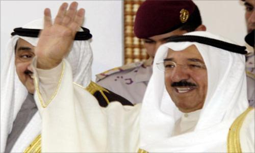 أمير الكويت يجري عملية جراحية تتكلل بالنجاح