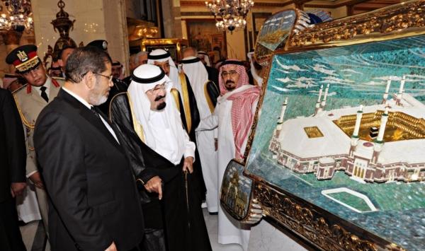 السعودية تمنع الإخوان المسلمين من دخول أراضيها