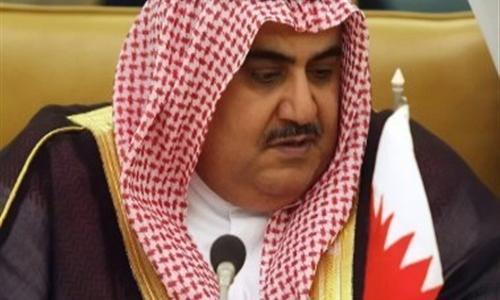 """البحرين تقف بجانب السعودية والإمارات ضد """"الإخوان المسلمين"""""""