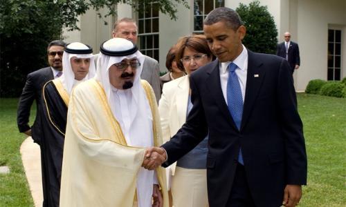 أوباما يزور السعودية الأسبوع المقبل