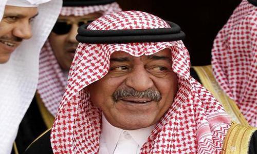 السعودية: تعيين الأمير مقرن بن عبد العزيز ولياً لولي العهد