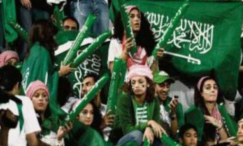 السعودية تضع 5 شروط لدخول النساء ملاعب كرة القدم