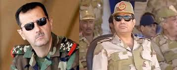 """المخابرات المصرية تتواصل مع """"النظام"""" والمعارضة السورية """"لبقاء الأسد"""""""