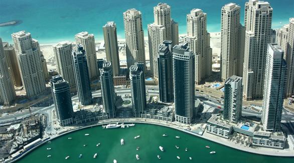 صندوق النقد: دبي مهددة في حالة حدوث تباطؤ اقتصادي عالمي