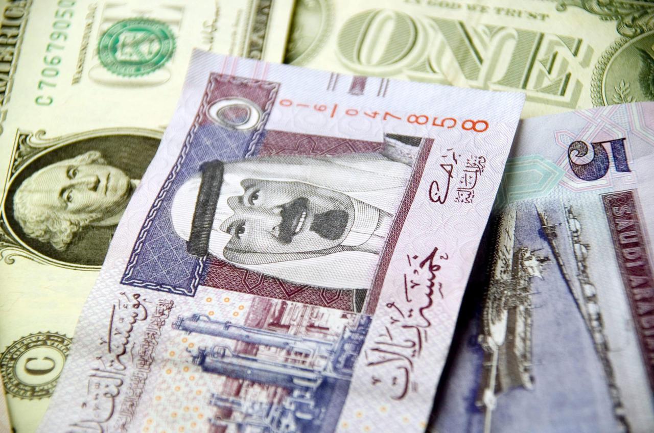 102 مليار دولار استثمارات السعودية بالخزانة الأمريكية