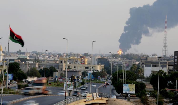 لجنة تحقيق ليبية تؤكد تورط الإمارات ومصر في قصف طرابلس