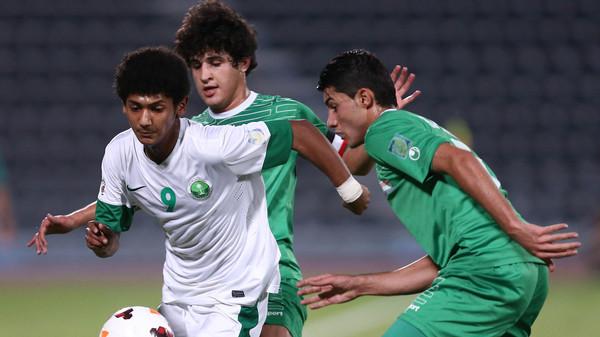 المنتخب العراقي يتوج بلقب كأس العرب للناشئين