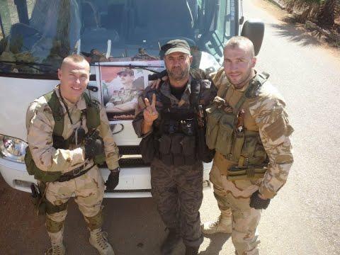 مقتل جنديين روسيين بقصف لداعش في دير الزور